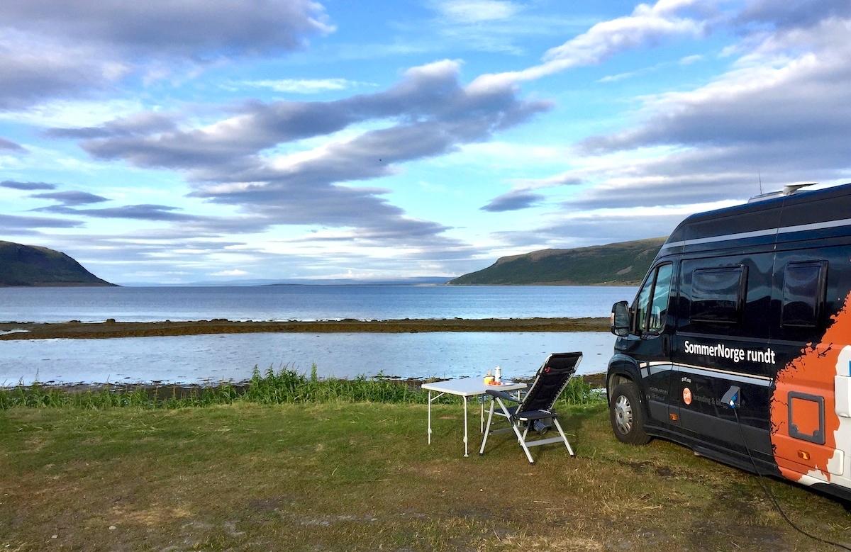 Olderfjord sommeren 2015