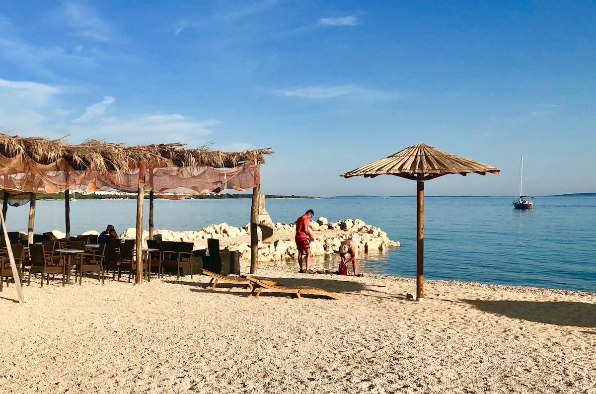 Bli med på bobiltur til Kroatias Colosseum og et campingparadis på øya Pag!