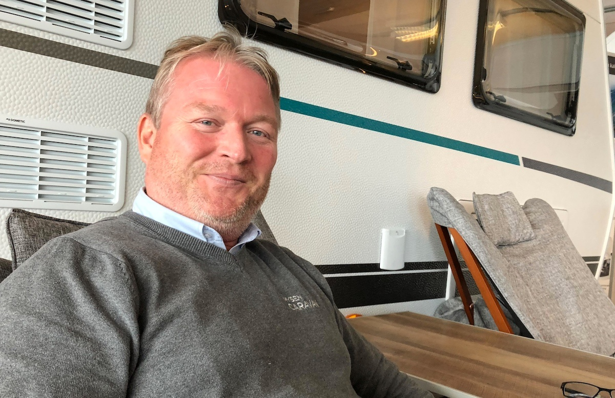 – At Mysen Caravan blir en del av Ferda vil gjøre opplevelsen for kundene våre enda bedre.
