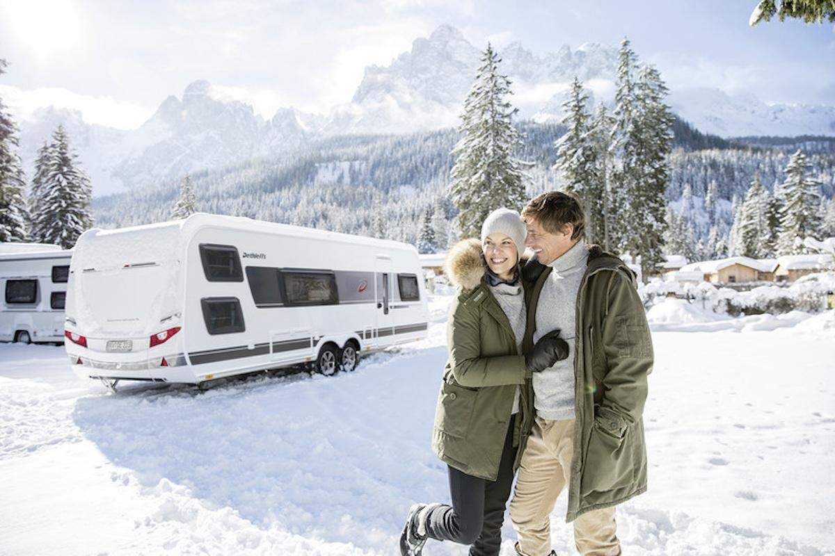 Her er noen gode tips for vinterklar bobil og campingvogn!