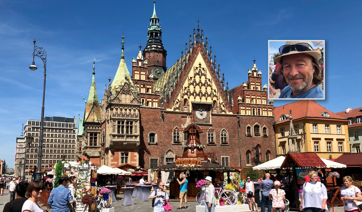Wroclaw - et under av en polsk by. Pakk bobilen og kom!
